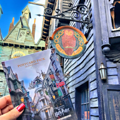 Owl Post: como enviar carta direto de Hogwarts