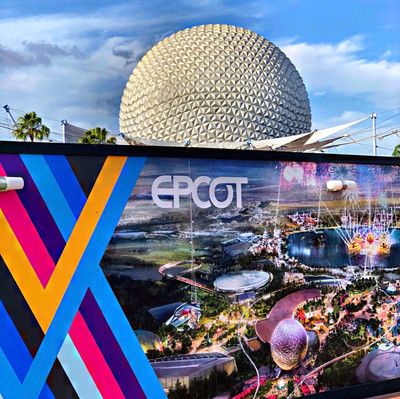 Spaceship Earth entrará em reforma no Epcot