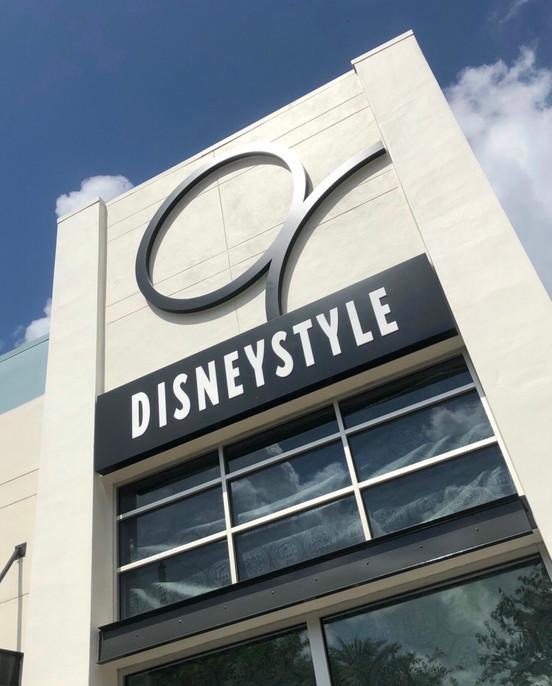 Nova loja DisneyStyle em Disney Springs