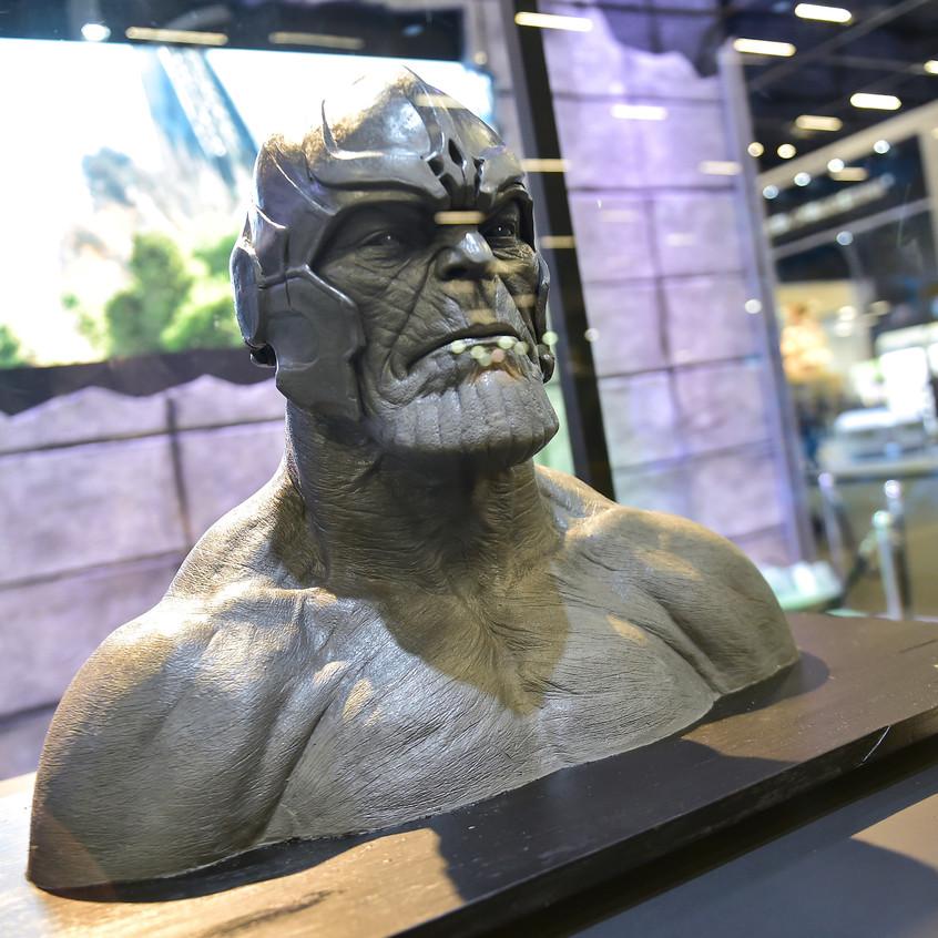 Busto de Thanos