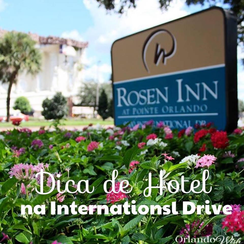 Rosen Inn at Pointe Orlando - orlando Wish