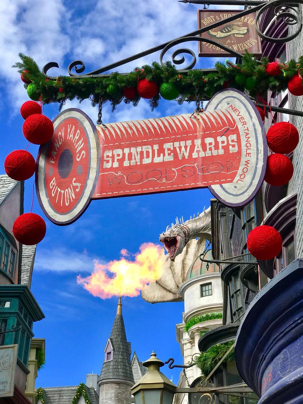 Revista Orlando Wish Harry Potter