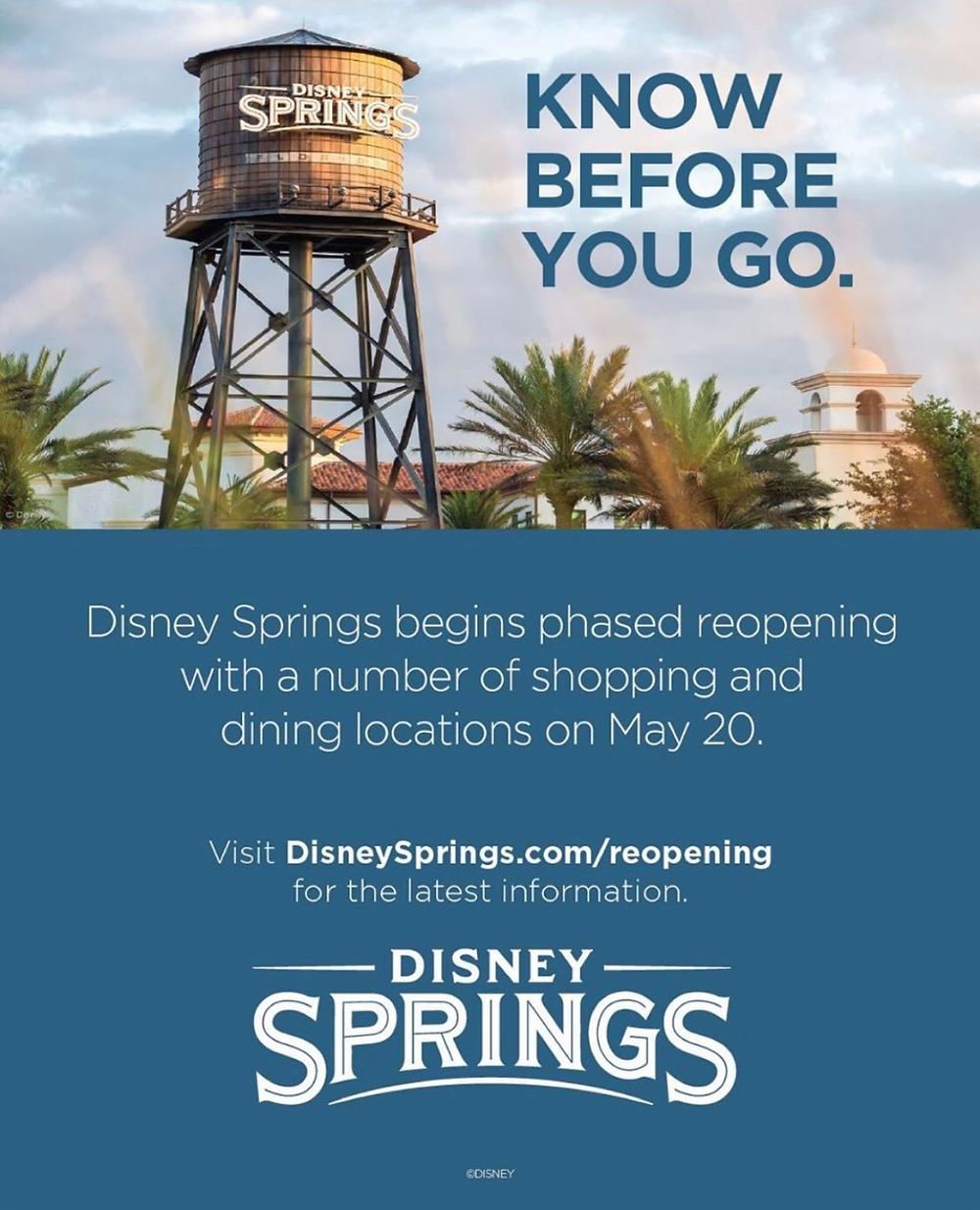 Saiba antes de ir para Disney Springs