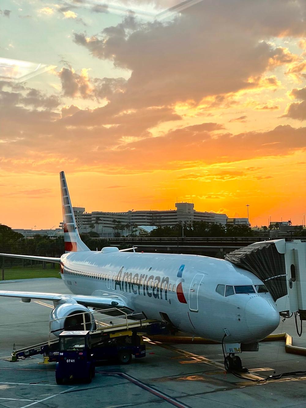 Novo Terminal C do Aeroporto de Orlando
