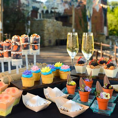 Dessert Party para o Rivers of Light