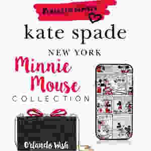 Kat Spade Minnie collection