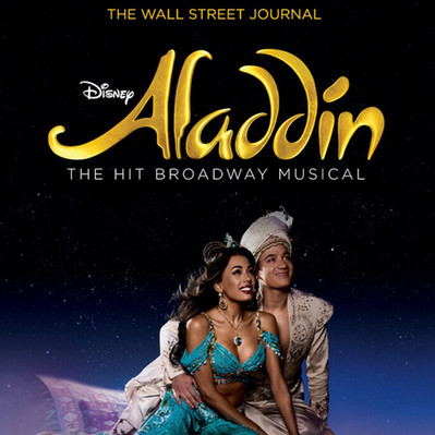 Aladdin, The Hit Broadway Musical em Orlando