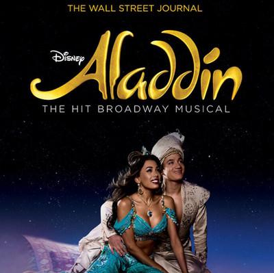 Aladdin, The Hit Broadway Musical em Orlando