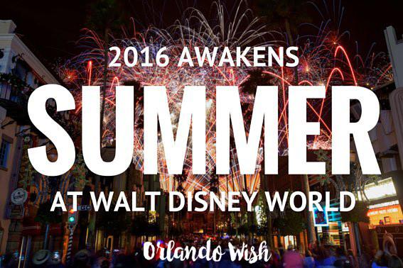 Awakens summer 2016 - orlando wish