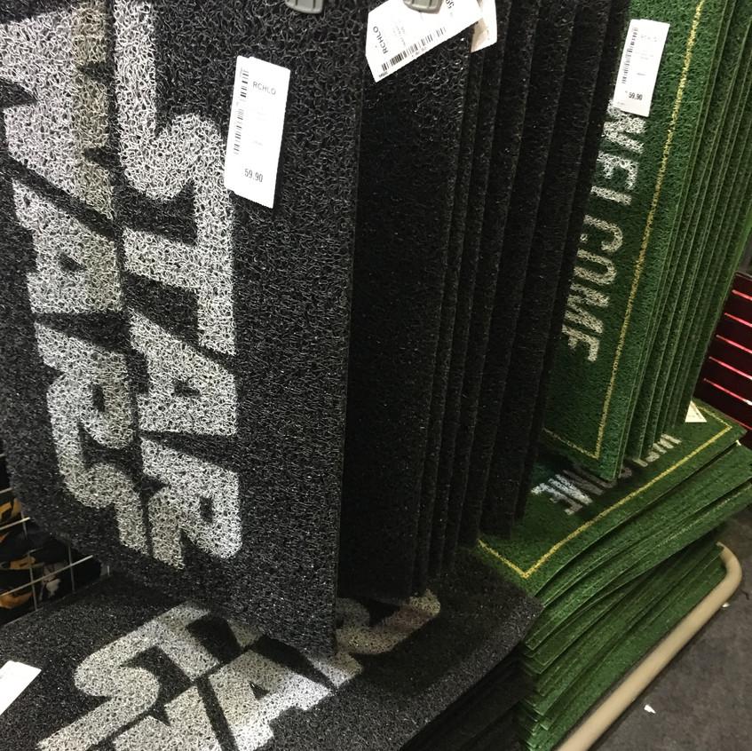 Capachos temáticos de Star Wars