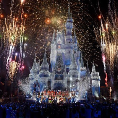 Datas do Especial de Natal da rede ABC nos parques Disney