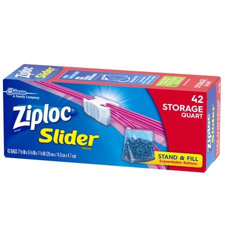 zip lock storage