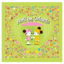 Como é o mês de Abril em Orlando?