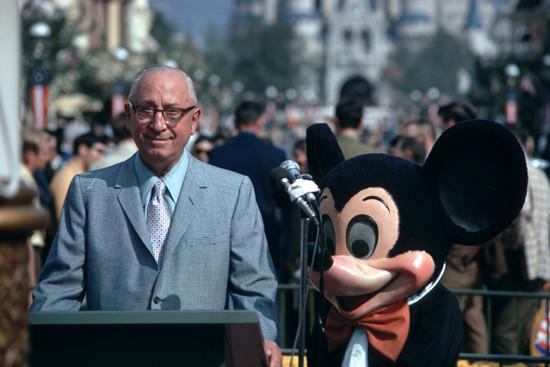 Roy and Mickey - Orlando Wish