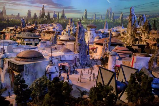 Nova Star Wars Land