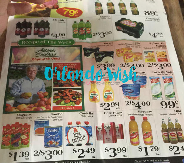 encarte seabra foods