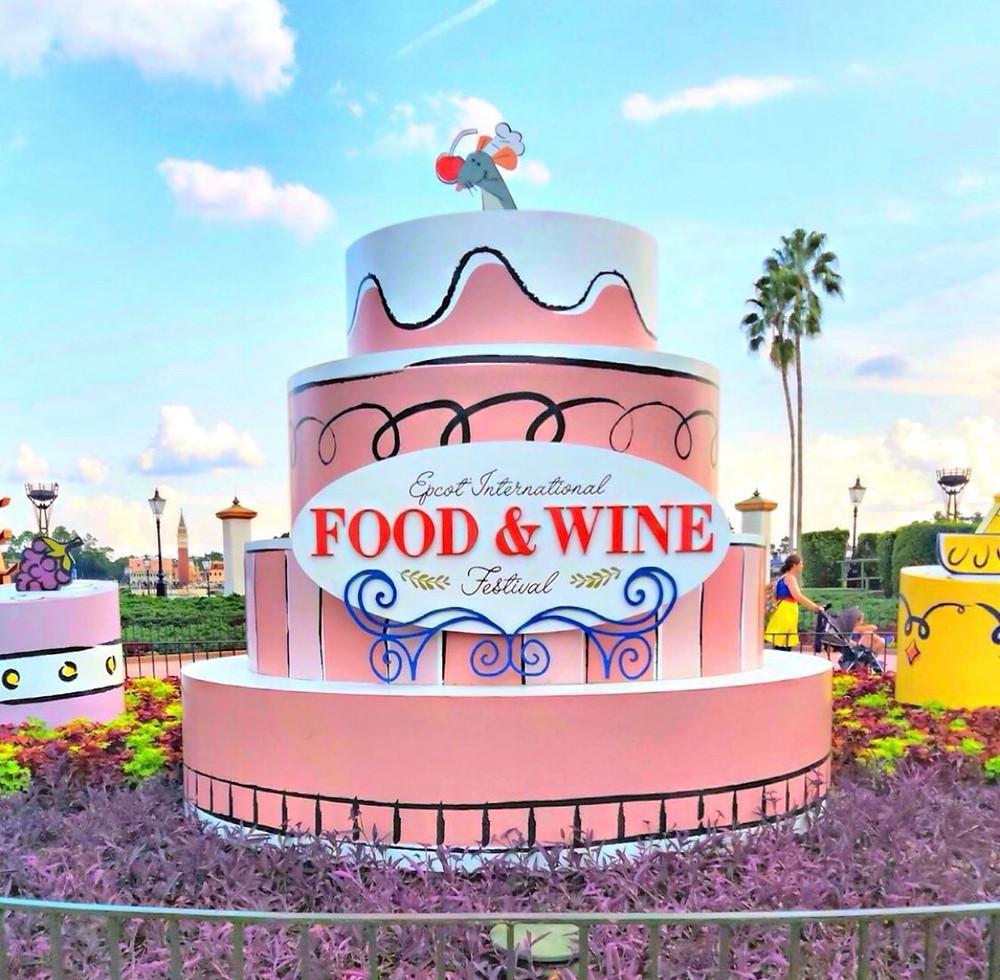 O EPCOT International Food & Wine Festival voltará esse ano