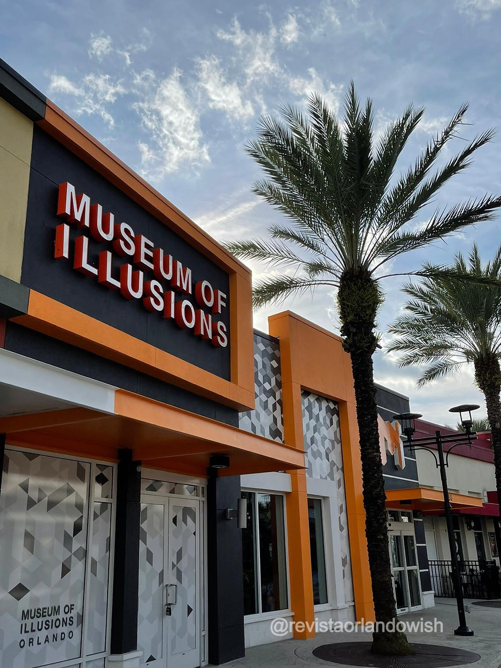Museu das Ilusões em Orlando