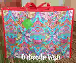 Complimentary Shopping Bag Florida Mall