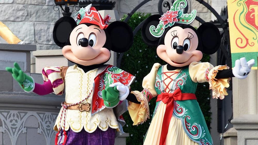Mickey's Royal Friendship Faire | Novembro em Orlando