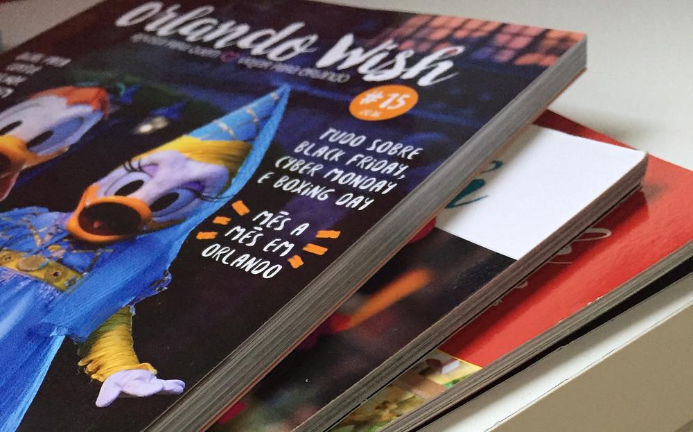 Revistas Orlando Wish