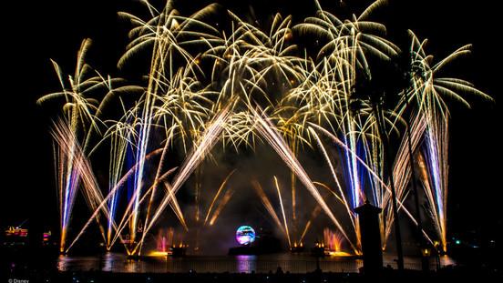 Confirmado: Disney anuncia fim de Illuminations e um novo show noturno em Epcot