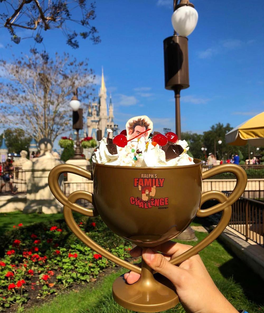 Ralph Souvenir Magic Kingdom