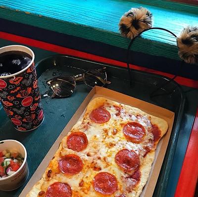 RestaurantePizzafari emDisney's Animal Kingdom