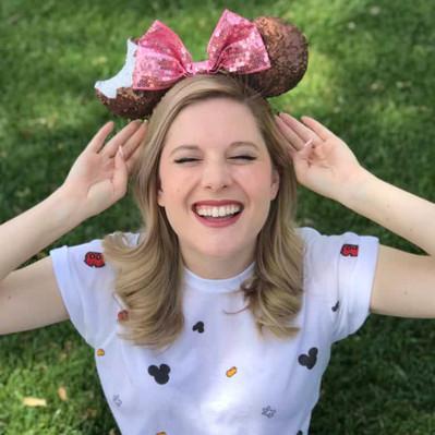 Mickey Ice Cream Bar Ears -  A orelha em formato de sorvete do Mickey