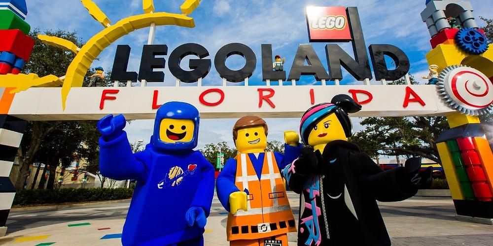 Reabertura Legoland Florida 1 de junho