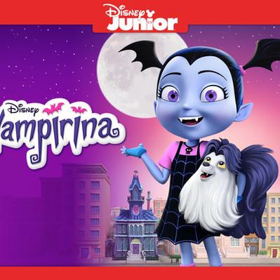 Meet and Greet com Vampirina em Walt Disney World