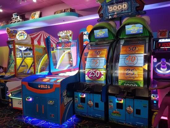 Arcade em Orlando