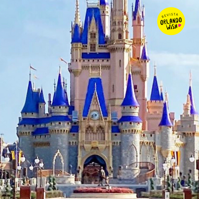 Reforma no Castelo da Cinderela em Magic Kingdom
