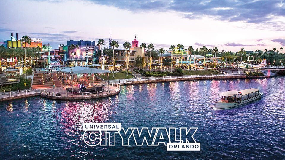 Reabertura parque Universal Orlando