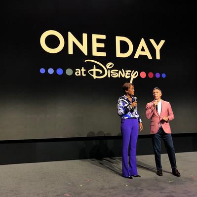 Disney anuncia projeto secreto na D23 Expo 2019 : ONE DAY AT DISNEY