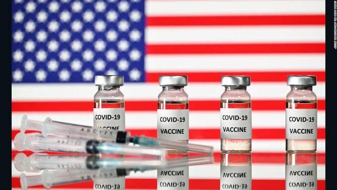 Vacinação de turistas nos EUA
