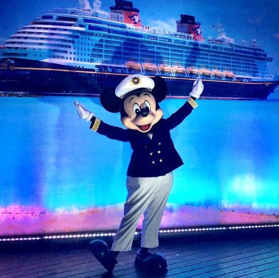Novidades Disney Cruise Line em 2019