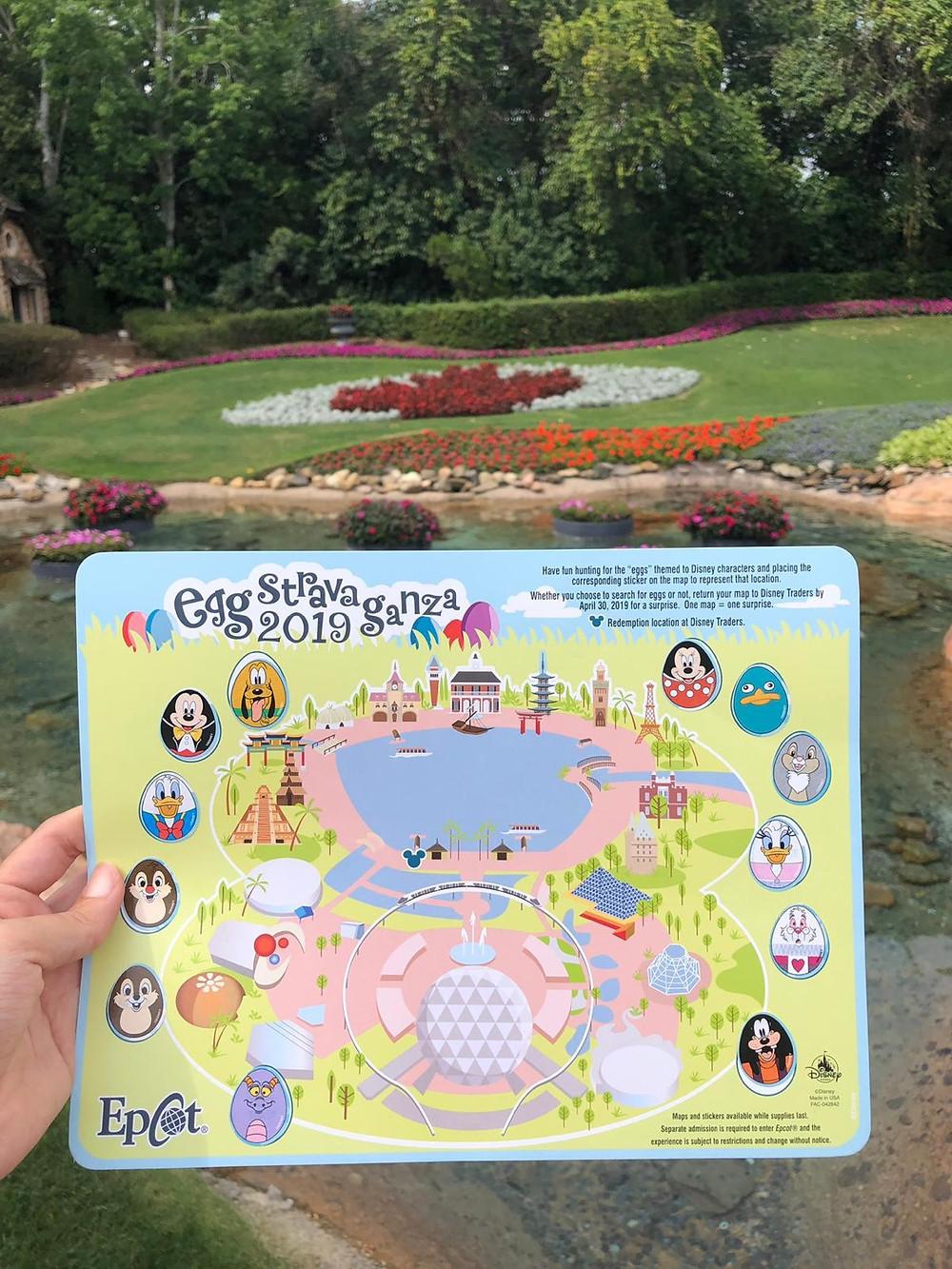 Eggstravaganza Epcot Flower and Garden Festival 2019