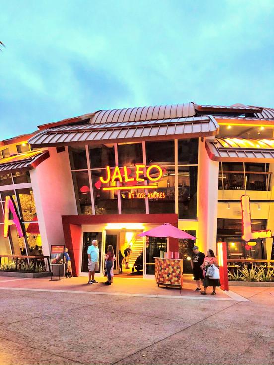 Restaurante Jaleo and Pepe  em Disney Springs