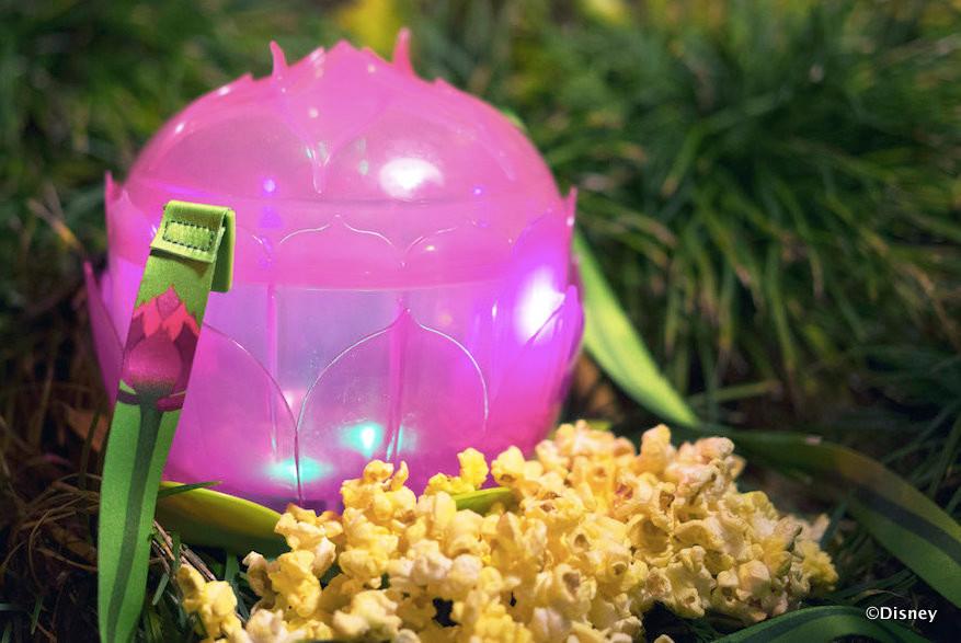 Lotus Popcorn Bucket