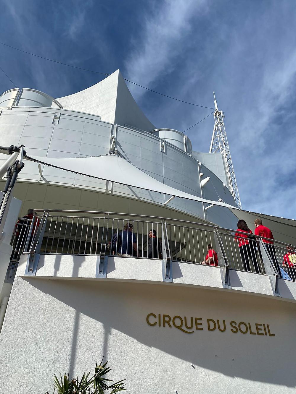 Novo espetáculo Drawn to Life do Cirque du Soleil