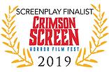2019_Crimson_laurels_screenplay_finalist