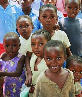 Haus Rafael Link zu Strahlende Kinderaugen