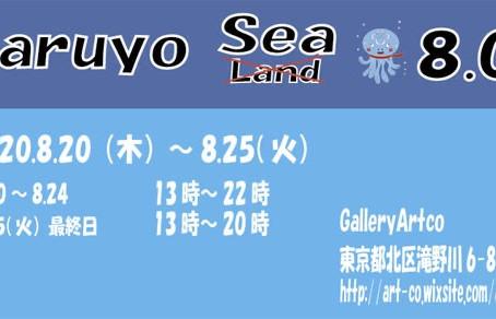 Maruyo Land→Sea 8.0 お品書き