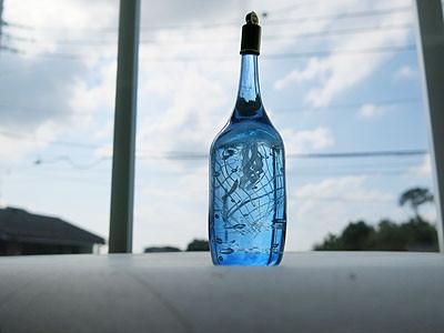 クラゲボトル(青)