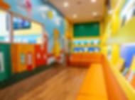 キャップスクリニック武蔵小杉の特別待合室