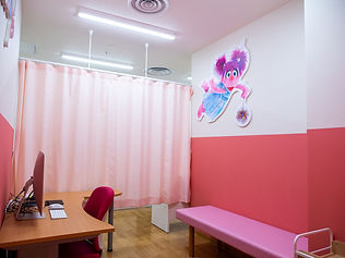 キャップスクリニック錦糸町の診察室