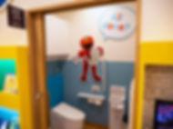 キャップスクリニック武蔵小杉のトイレ