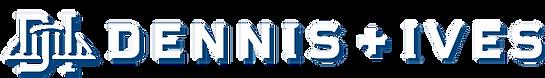 Dennis + Ives - Blue Logo UPDATED (3).pn