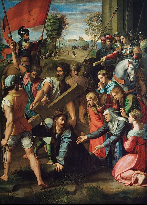 512px-Christ_Falling_on_the_Way_to_Calva